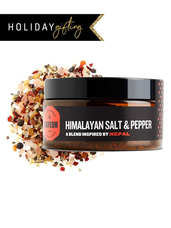 Himalayan Salt & Pepper Stocking Stuffer
