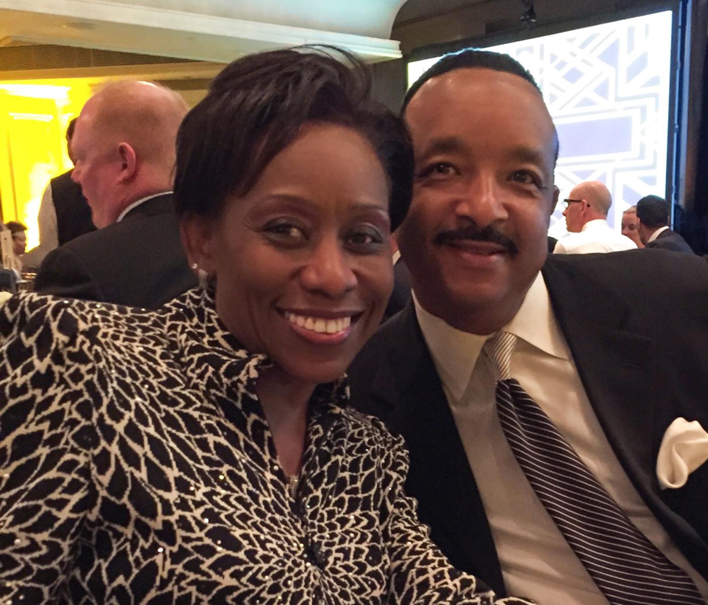 Raymond & Yolanda Brown